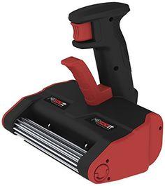 SKINZIT Electric Fish Skinner, 7.25 x 6 x 7.45-Inch, Black/Red, http://www.amazon.com/dp/B00N0F5X72/ref=cm_sw_r_pi_awdm_k5ftvb10NARZB