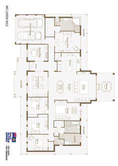 Denver, New Home Floor Plans, Interactive House Plans - Metricon ...