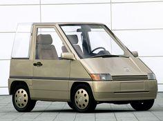 Mercedes NAFA Prototype