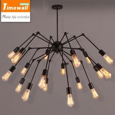 Watch Now TIPTOP Freeshipping XLOT Double Linear - Individual pendant lights