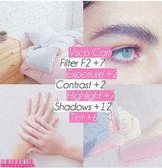 Image de filters, instagram, and vsco cam