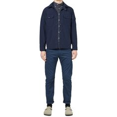 Engineered Garments CPO Shirt Jacket (Dark Navy)