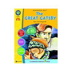 THE GREAT GATSBY F SCOTT FITZGERALD