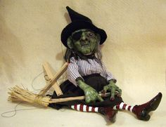 Wicked Witch of the West, by Susan Taaffe