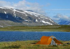 Weekend #trecking #hiking and #camping in Sweden