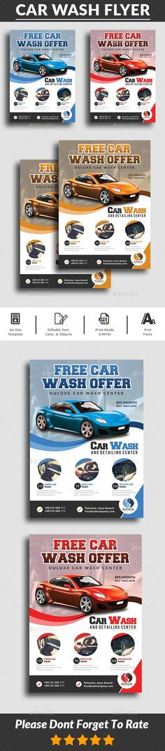 23 best car wax images on pinterest cleaning cleaning tips and advertising auto clean auto detailing business car car care car cleaning car polish car wash car wax carwash corporate design equipment flyer solutioingenieria Image collections