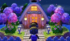 "Animal Crossing: Happy Home Designer- Luna- ""A ""dream"" home!"" Visit in game: 0303-7769-015 #AnimalCrossing #ACHappyHomeDesigner #ACHHD"