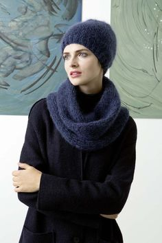 LANGYARNS FATTO A MANO 239 - ACCESSOIRES HOME #22 Yara / Mohair luxe