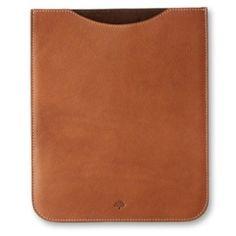 Mulberry iPad sleeve