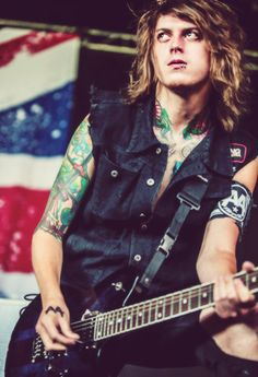 Ben Bruce of Asking Alexandria