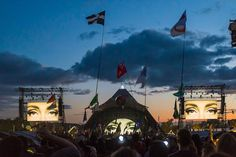 Last year I packed my two cameras and kept shooting at the UK's biggest festival Glastonbury. Six months after I published my images from that incredible event my work was discovered by their press officer and I'm thrilled to say that I will be joining the official photography team at Glastonbury this year! Feeling extremely grateful and ridiculously happy!