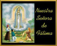 ® Blog Católico Gotitas Espirituales ®: VIRGEN DE FÁTIMA Pictures Of Jesus Christ, Spirituality, Painting, Art, Saints, Mother Mary, Faith, Art Background, Painting Art