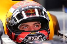 Formula One World Championship 2017, Round 5, Spannish Grand Prix, Barcelona, Spain, Saturday 13 May 2017 - Max Verstappen (NLD) Red Bull Racing | Formule1.nl
