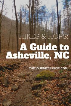 Travel dreams: Hikes & Hops: A Tour of Asheville, NC - The Journey Junkie - Awesome! Visit Asheville, Asheville North Carolina, Asheville Food, Places To Travel, Places To See, Ashville Nc, Nc Mountains, Appalachian Mountains, To Infinity And Beyond