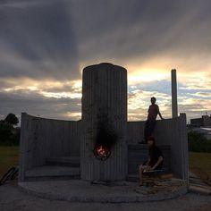 #OscarTuazon #skulpturprojekte