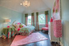 Children's room design 2016