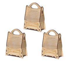 Holz-Geschenktäschchen (Groß)-00016