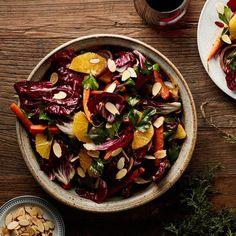 Radicchio Salad With