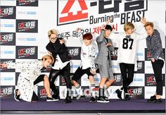 "BEAST Showtime ""Burning The BEAST"""