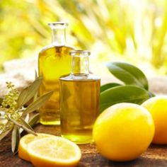 Lemon essential oil: Home Remedies for swollen feet