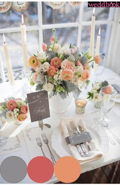 Soirees Southern Events Planning | {Pantone Color of the Week ~ Glacier Grey}