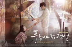 """SBS drama """"Legend of the Blue Ocean"""" starring Jun Ji Hyun and Lee Min Ho reveals posters and . Cha Tae Hyun, Jun Ji Hyun, Legend Of The Blue Sea Poster, Legend Of The Blue Sea Kdrama, Legend Of Blue Sea, Lee Min Ho, Drama Korea, Goblin, Lee Hee Joon"""