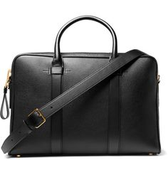 TOM FORD Full-Grain Leather Briefcase £1,894.99 / Approx. AUD $3,015.29