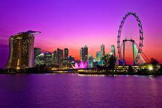 Singapore skyline   urban photography tags singapore skyline singapore skyline by kenny ...