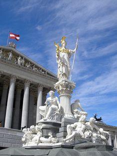 Austria Parlament Athena - Vienna - Wikipedia