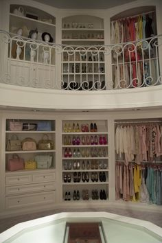 Chanel Oberlin's closet