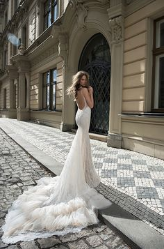 The Unique & Exquisite Berta Bridal Wedding Gown Collection: Fall 2015 see more at http://www.wantthatwedding.co.uk/2015/06/18/the-unique-exquisite-berta-bridal-wedding-gown-collection-fall-2015/