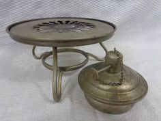 Antique Pewter Teapot Warmer by FairchildsInc on Etsy Antique Pewter, Early American, Teapot, Boards, Plates, Cleaning, Antiques, Etsy, Vintage
