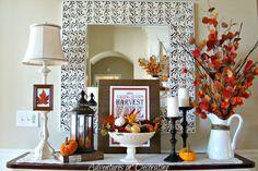 Adventures in Decorating: September 2012