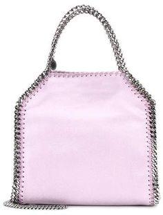 7592b325669 Stella McCartney Mini Falabella Shaggy Deer shoulder bag iconic  lilac   summer  spring  fresh