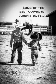 Some of the best cowboys aren't boys! #cowgirls #western photo
