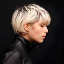The Most Beautiful Pixie Hairstyles for Short Hair 2019 - Page 5 of 30 - Fashion. - The Most Beautiful Pixie Hairstyles for Short Hair 2019 – Page 5 of 30 – Fashion Die schönste - Short Bob Hairstyles, Cool Hairstyles, Pixie Haircuts, Easy Hairstyle, Haircut Short, Beautiful Hairstyles, Short Bob Bangs, Star Haircut, Short Bob With Fringe