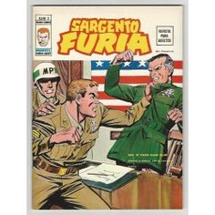 Vértice. Volumen 2. Sargento Furia. 03.