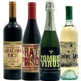 Halloween Wine Bottle Stickers (8 count) - http://tonysgifts.net/halloween-wine-bottle-stickers-8-count/
