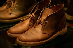 Clarks Bees Wax Leather Desert Boot. Must order for Josh, size 10.5