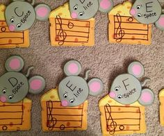 Cheese and Mouse matching games, Amazing Blog with lots of printouts and ideas.