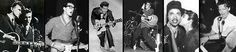 1950's doo-wop l Stars | 1950's Rock Music stars: Everly Brothers, Buddy Holly, Chuck Berry ...