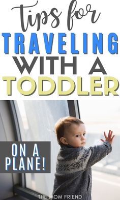 These are the BEST tips for flying with toddlers! If you're flying with a toddler for the first time (or second or third) this advice from flight crew and a mom of two is a must-read. You'll find safety tips, tips for activities, toys for flying with a toddler and other entertainment, snacks and more. Whether you're on a long flight, traveling with a toddler and baby or toddler and infant with baby in lap, these ideas are golden! Toddler Travel, Travel With Kids, Family Travel, Kids Sleep, Baby Sleep, Sleeping On A Plane, Flying With A Toddler, Airline Cabin Crew, Car Activities