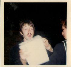 "beatles mustache - ""Stg Pepper era"" Paul And Linda Mccartney, Lennon And Mccartney, Great Bands, Cool Bands, The Quarrymen, The Beatles 1, Beatles Sgt Pepper, Sir Paul, John Paul"