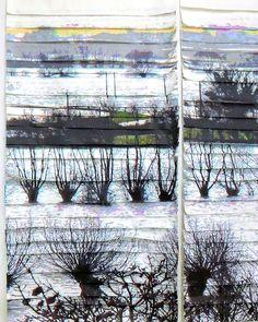 Detail, Sandra Meech, UK textile artist