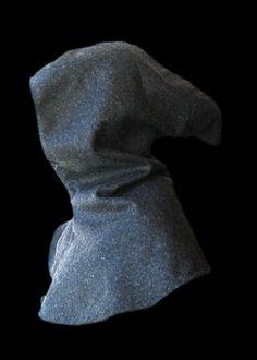 Wool Viking Hood from Hedeby