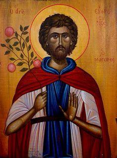 St. Euphrosynos - Maria Hatjivasiliou