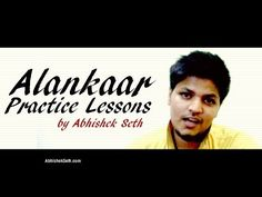 Indian Classical Music Vocal Alankaar Practice #Lesson 4 | Training | Free Hindustani music learning - http://music.tronnixx.com/uncategorized/indian-classical-music-vocal-alankaar-practice-lesson-4-training-free-hindustani-music-learning/ - On Amazon: http://www.amazon.com/dp/B015MQEF2K