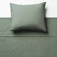 Bed Pillows, Pillow Cases, Green, Home, Pillows, Haus, Homes, Houses, At Home