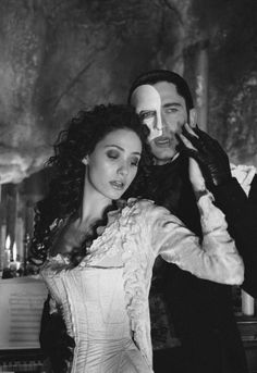 The Phantom of the Opera. I love her hair throughout the whole movie!! So beautiful!