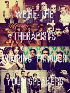 My therapists